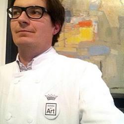 PF Garcier, galeriste à Paris