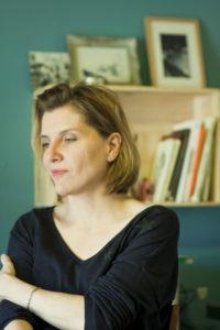 Portrait de Carole Maurel