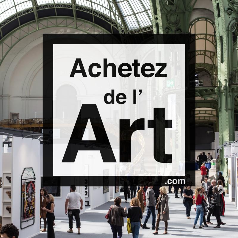 Achetez de l'Art à Art Paris 2018