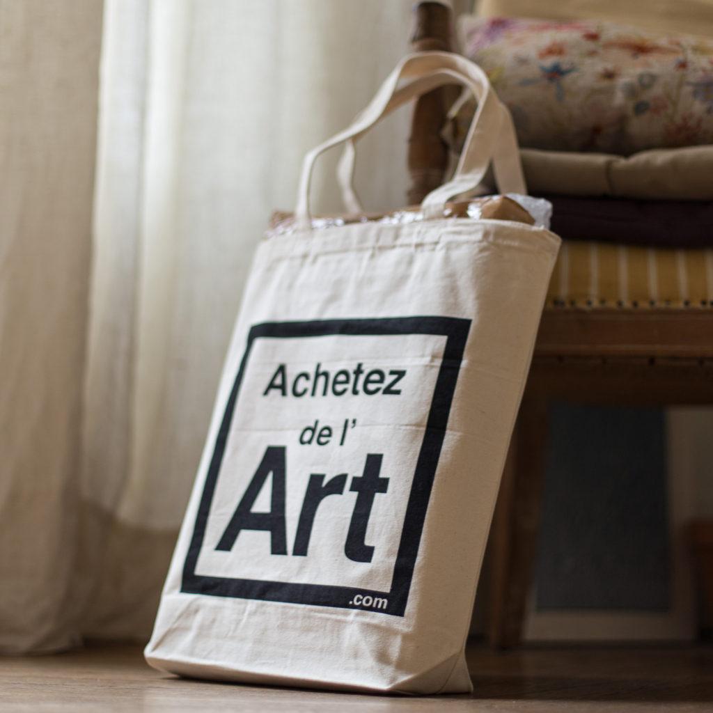 Le sac en coton Achetez de l'Art