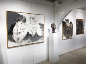 Exposition Franta à la Airial galerie