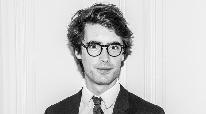 Antoine Cadeo de Iturbide, avocat en droit du marché de l'art