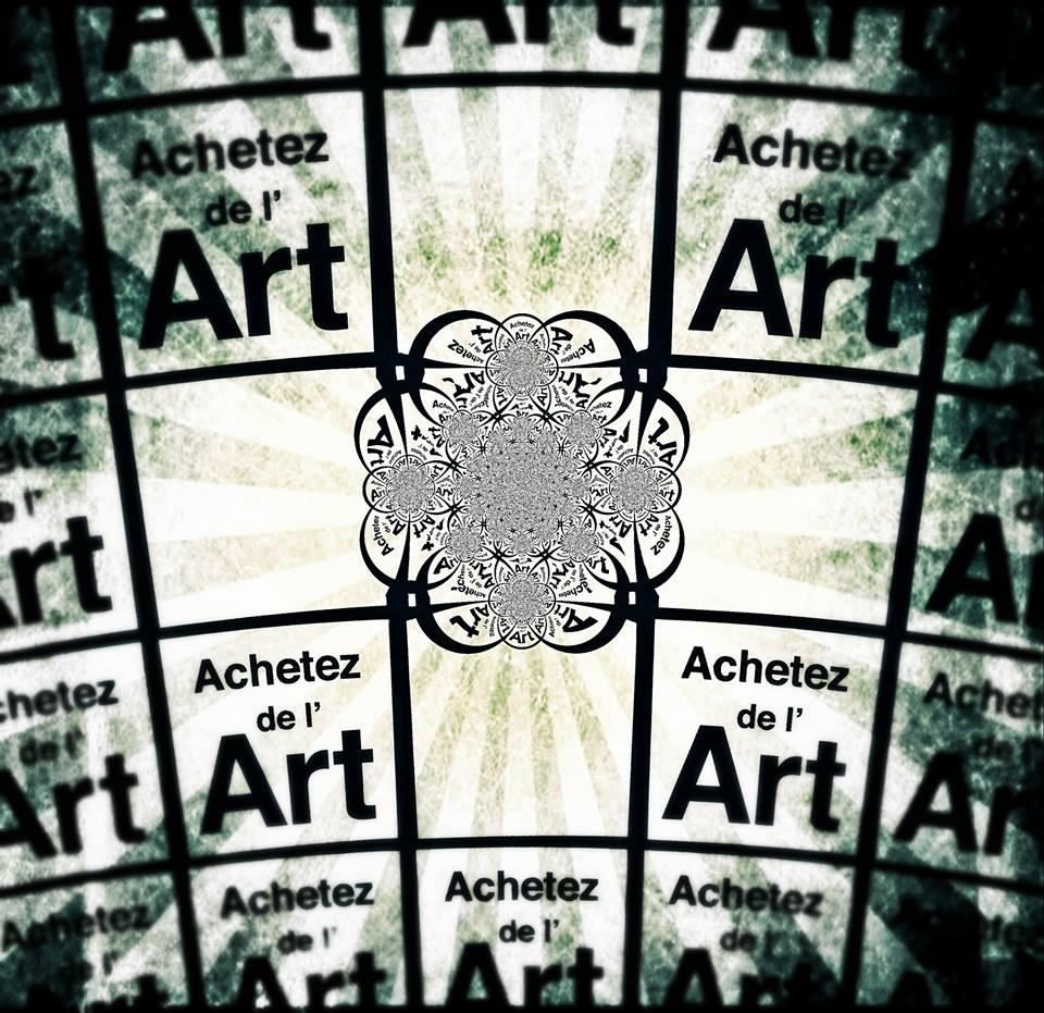 Achetez de l'Art vu par ArcofArc