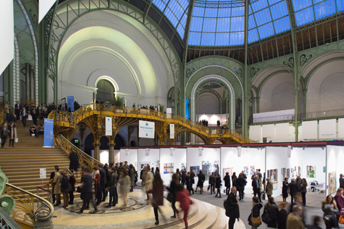 Des invitations pour Art Paris Art Fair 2017
