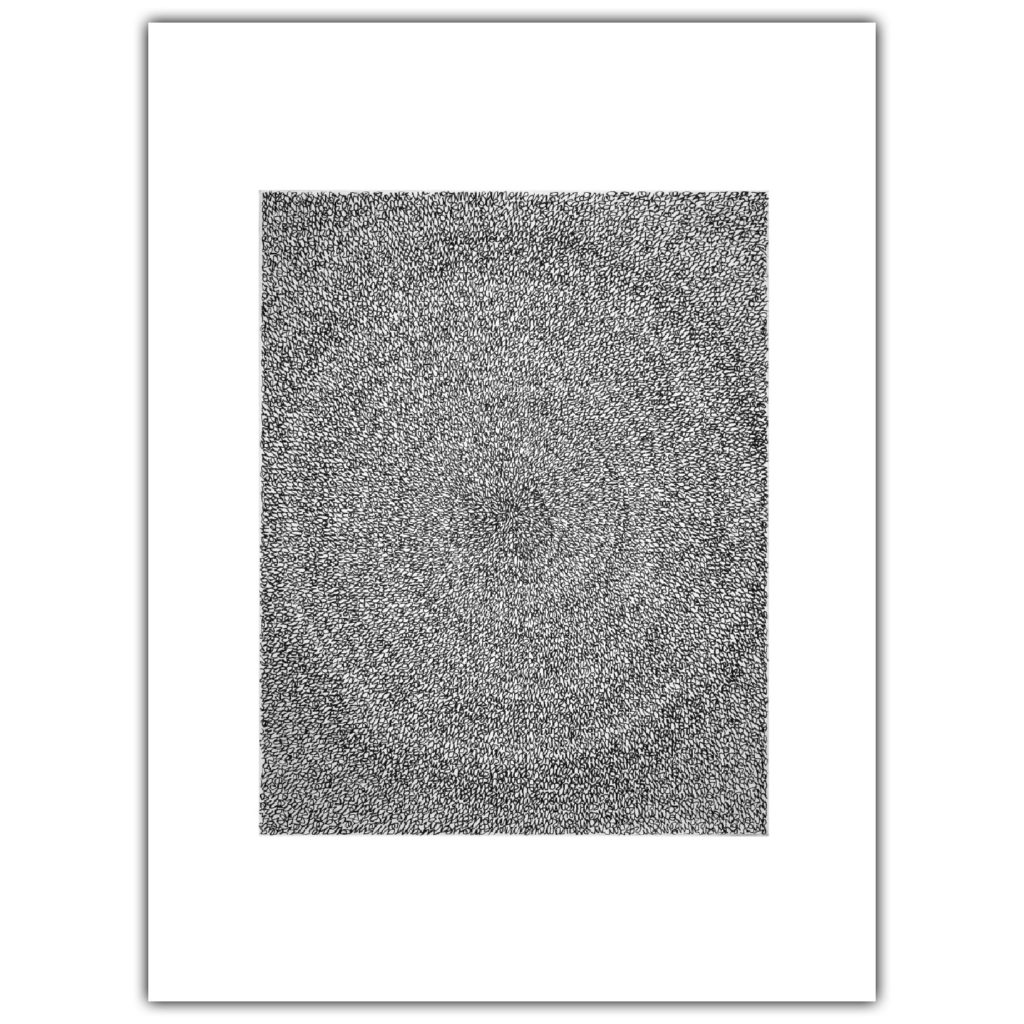 Arthur Simony - Spirale d'Amour - lithographie (2018)