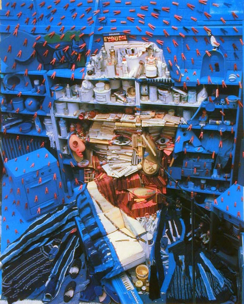 Van Gogh de Bernard Pras, 1999