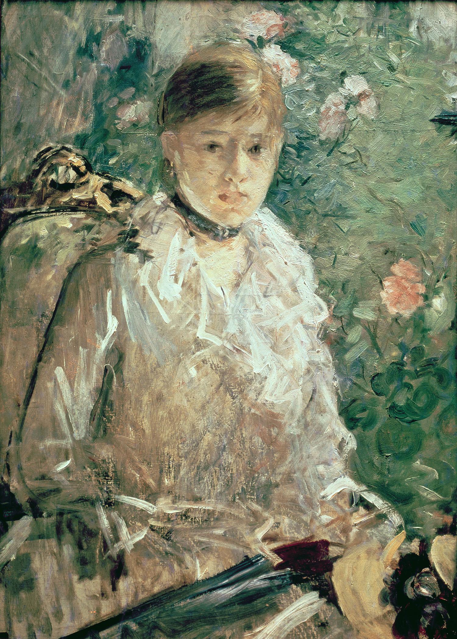 Berthe Morisot - Été (1879)