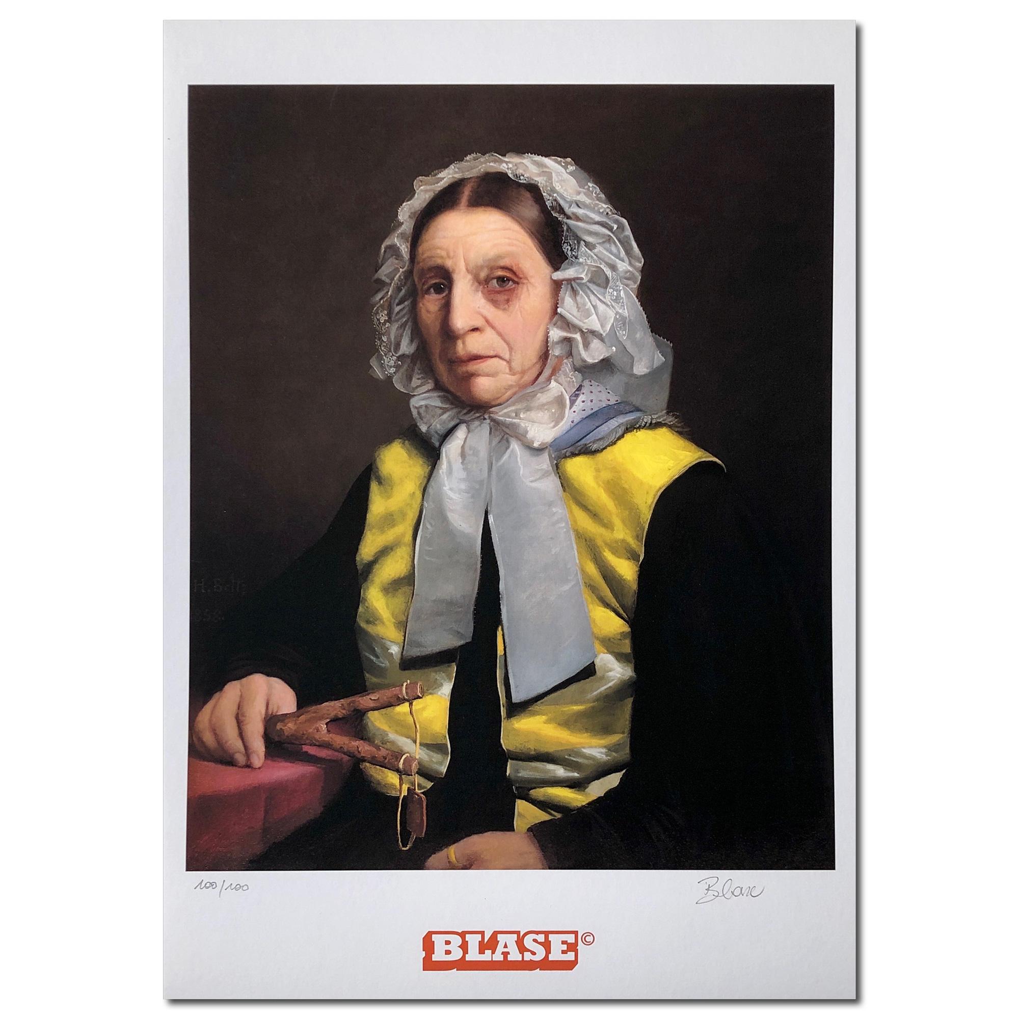 BLASE - Aux Armes, et Caetera (print)