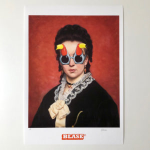 BLASE Femme fatale prints