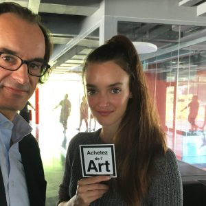 Charlotte Le Bon - Docks Art Fair 2017