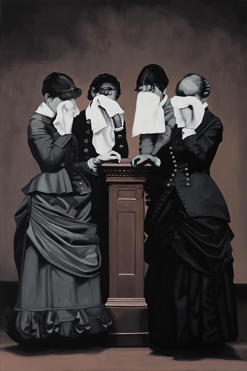 Cristina Toledo - Grief (2018)