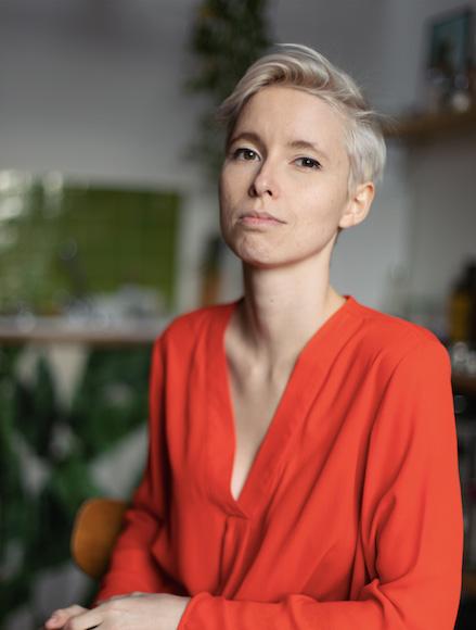 Portrait de Cy. ©Lisa Miquet