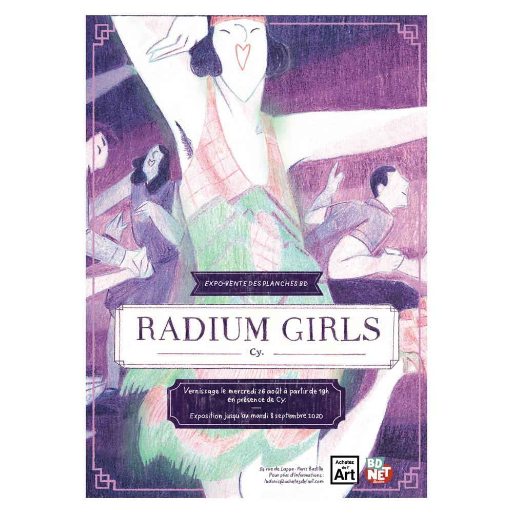 Radium Girls de Cy.