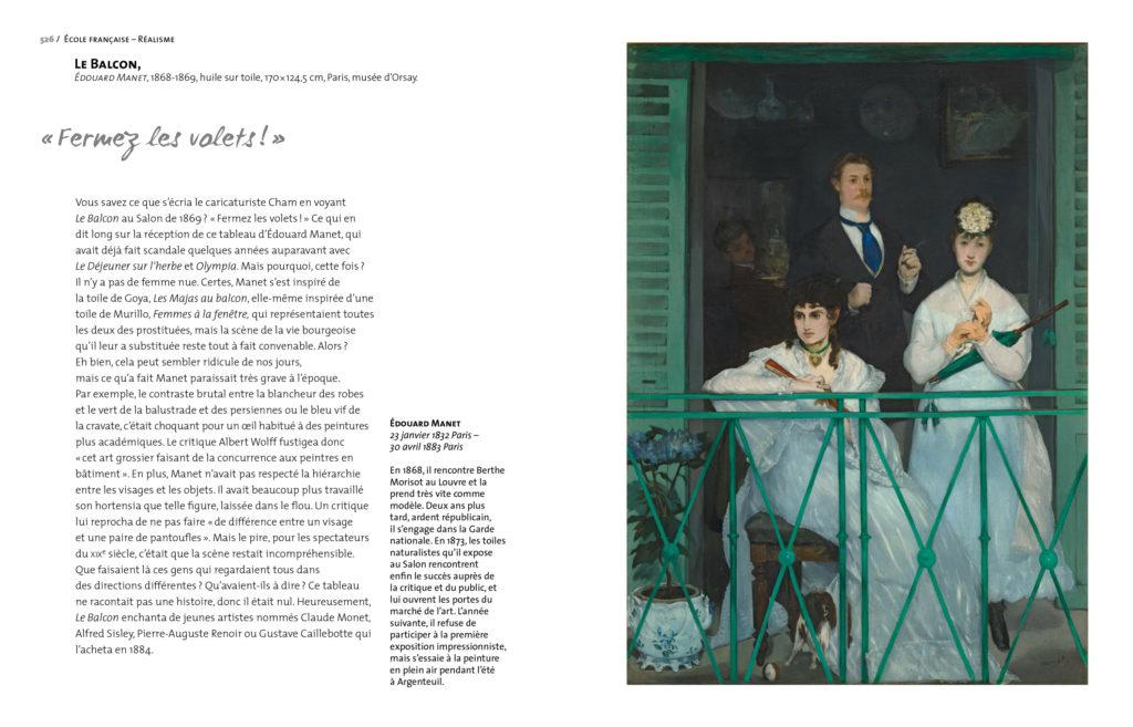 D'art D'art ! Le Balcon - Édouard Manet