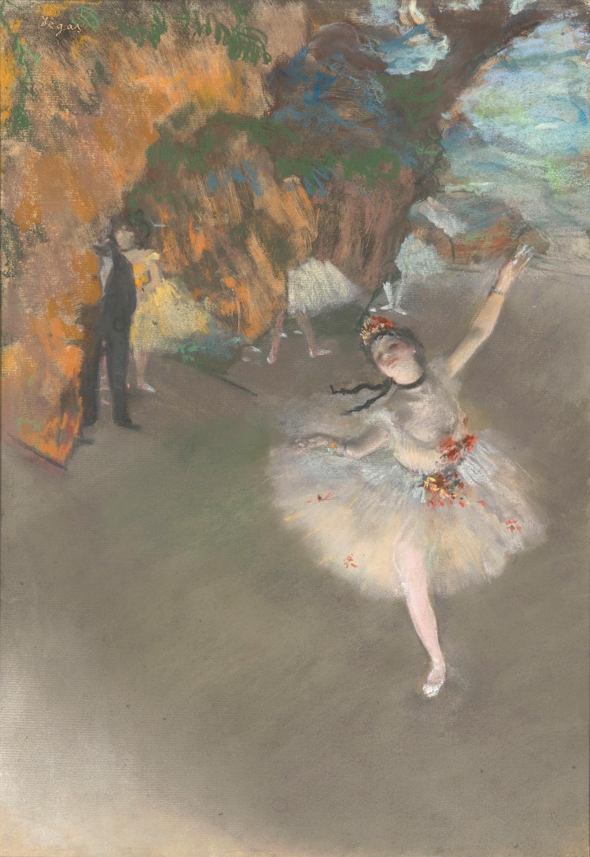Degas - Ballet (L'Étoile)