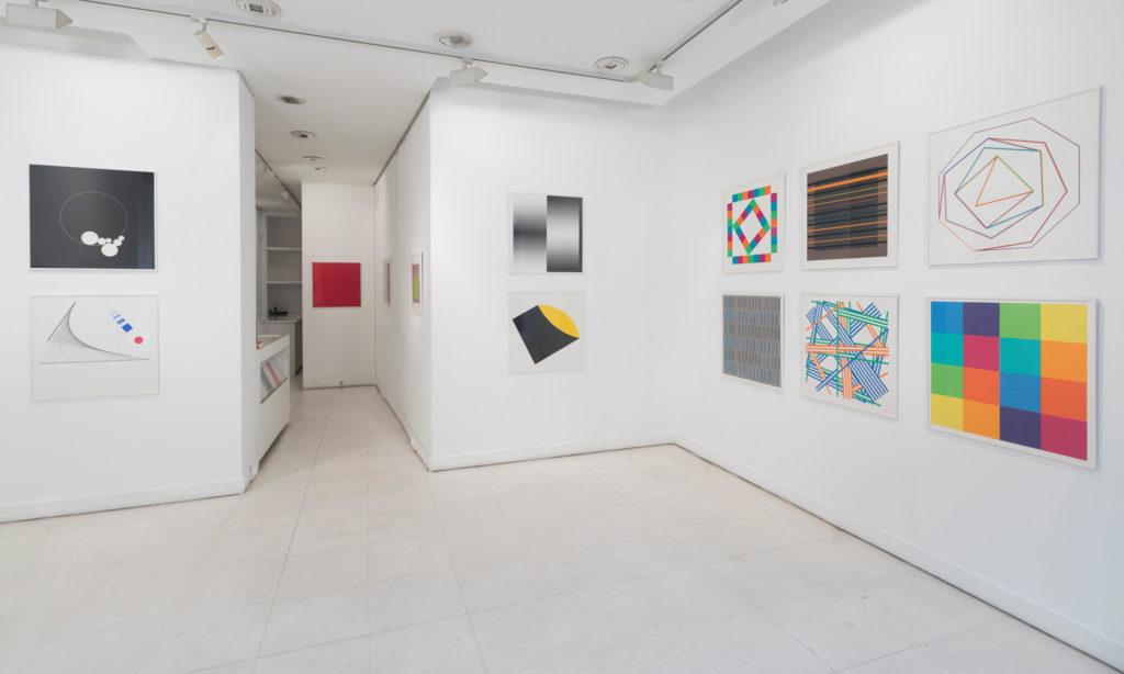 Galerie Denise René - Espace rive gauche