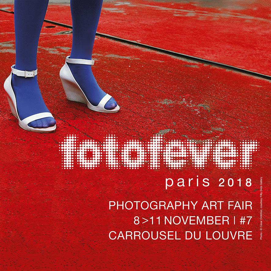 fotofever 2018, foire dédiée à la photographie contemporaine