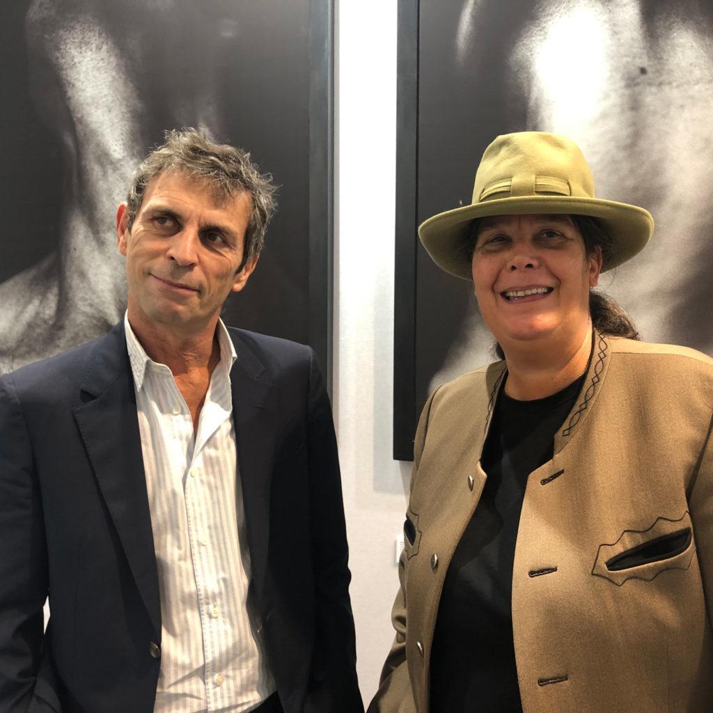 Frédéric et Marie-Isabelle Taddeï