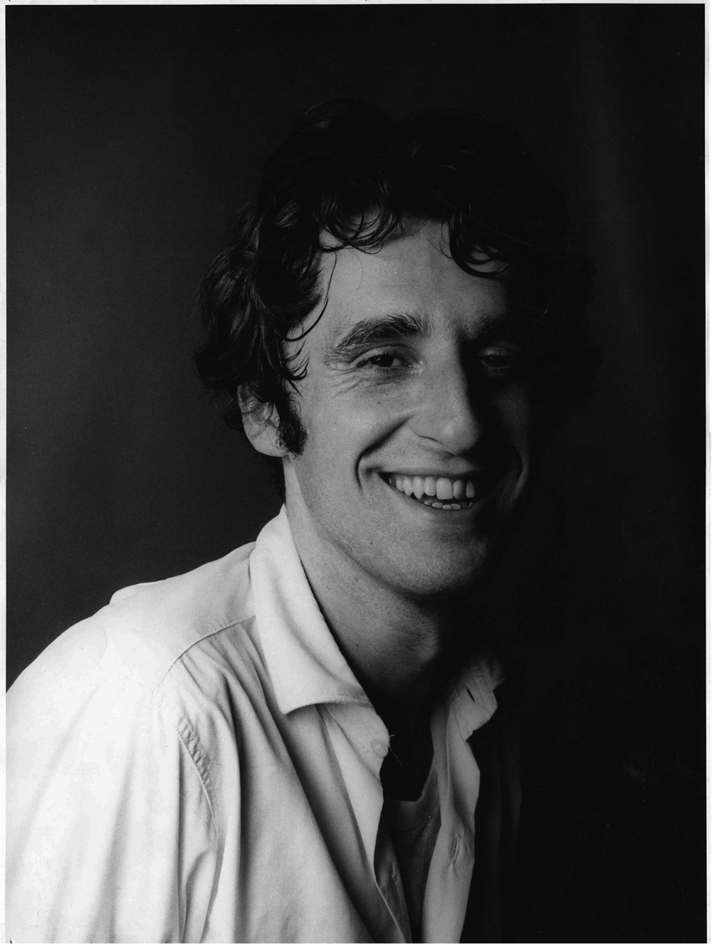 Portrait de Gérard Fromanger