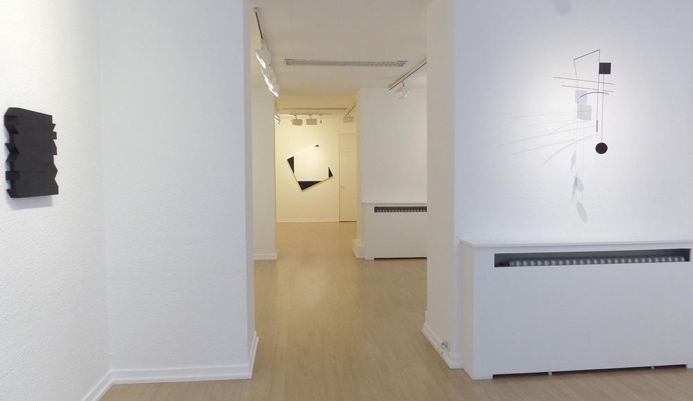 Galerie Oniris - Rennes - vue intérieure