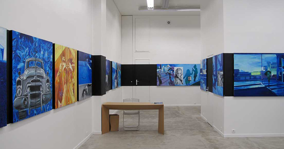 figuration narative la galerie pallade acheter de l 39 art lyon. Black Bedroom Furniture Sets. Home Design Ideas
