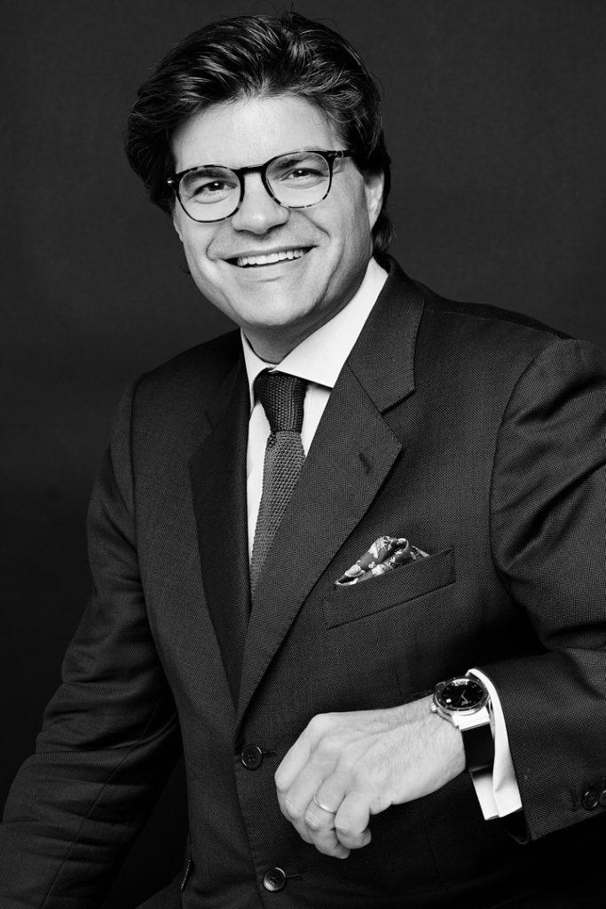 Geoffroy Ader, expert en montres anciennes et de collection