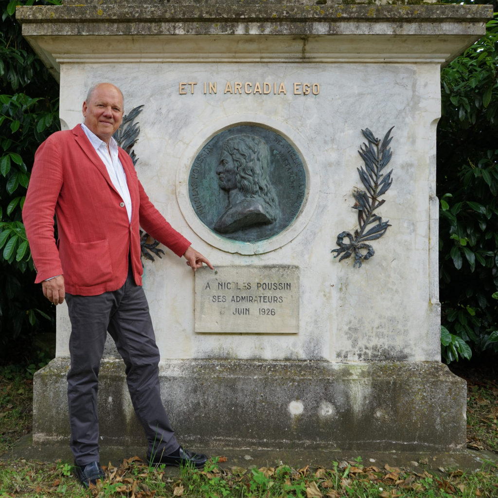 Guy de Compiègne et Nicolas Poussin