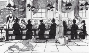 Nellie Bly - Carole Maurel - Exposition Achetez de l'Art
