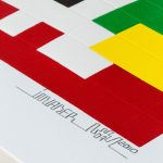 Invader - Home Lego : signature
