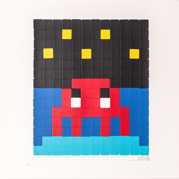 Invader - Space One, 2013