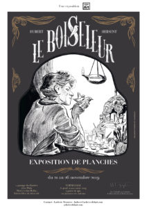 Exposition de planches BD originales