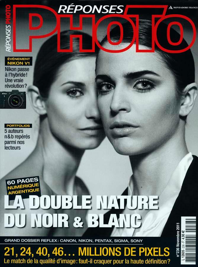 Loïc Dorez - Les Siamoises - Réponses photo