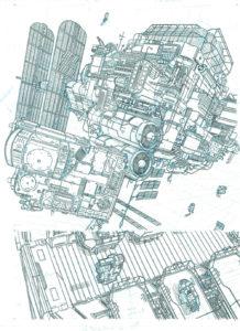 Mathieu Bablet - Planche originale Shangri-La page 34