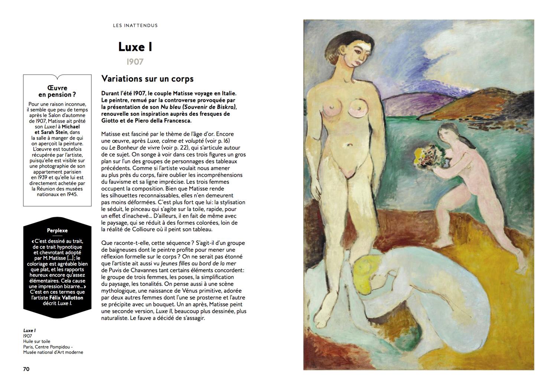 Henri Matisse - Luxe 1
