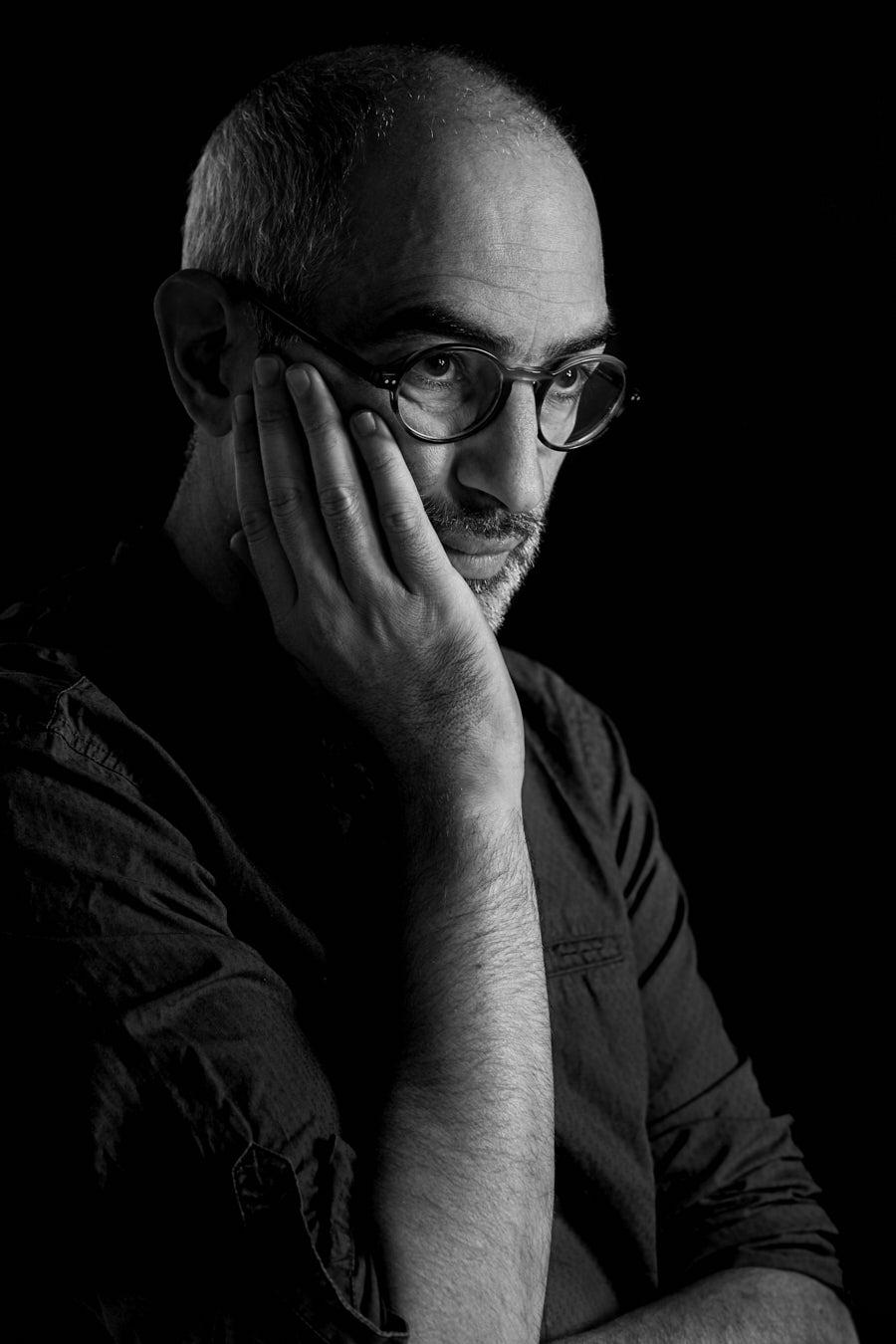 Merwan Chabane par Olivier Vinot