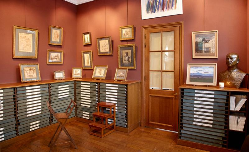 Galerie Paul Prouté, spécialiste à Paris du dessin et de l'estampe