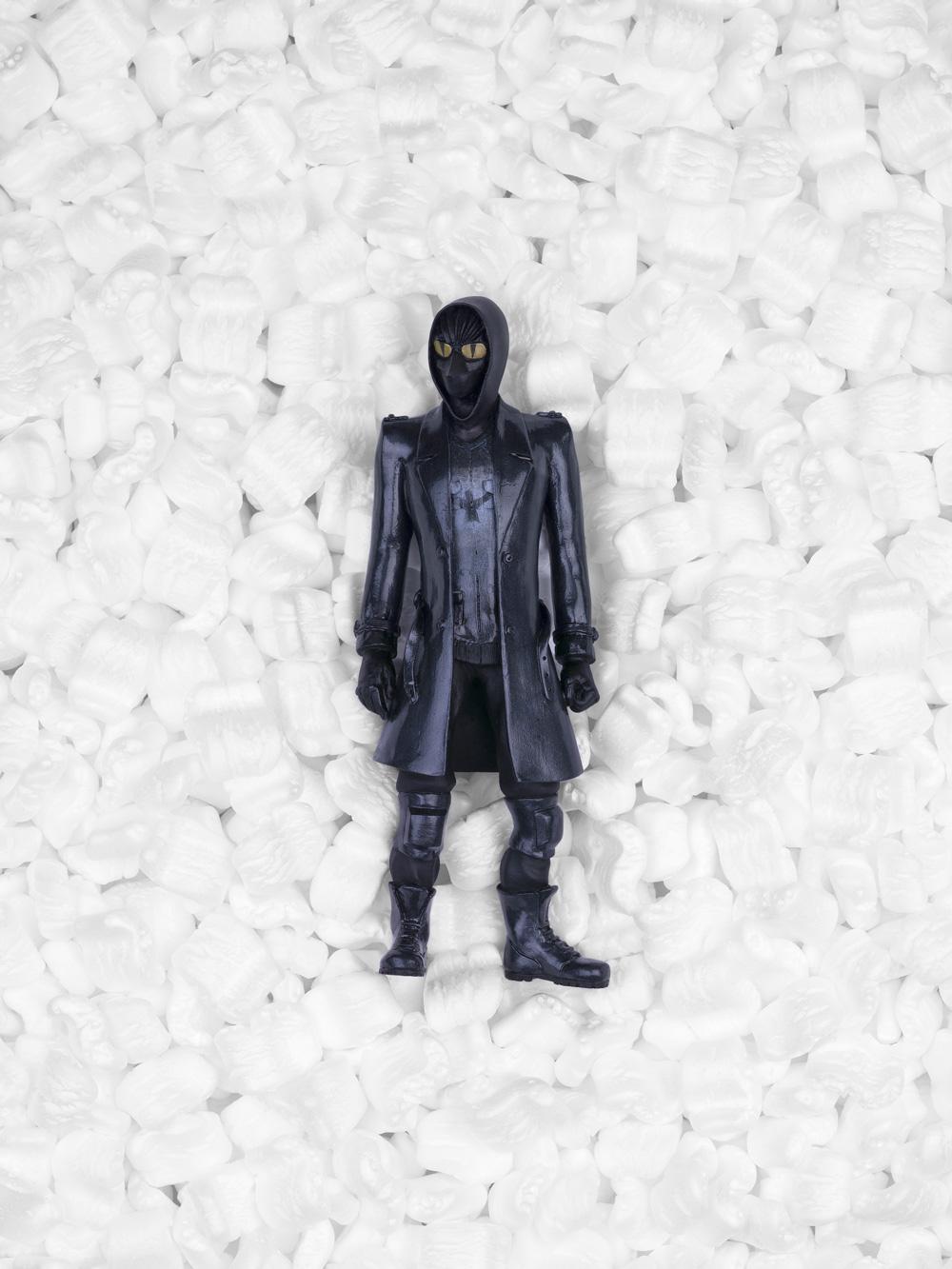 Pierre-Elie de Pibrac - Real Life Super Heroes - Blackbird