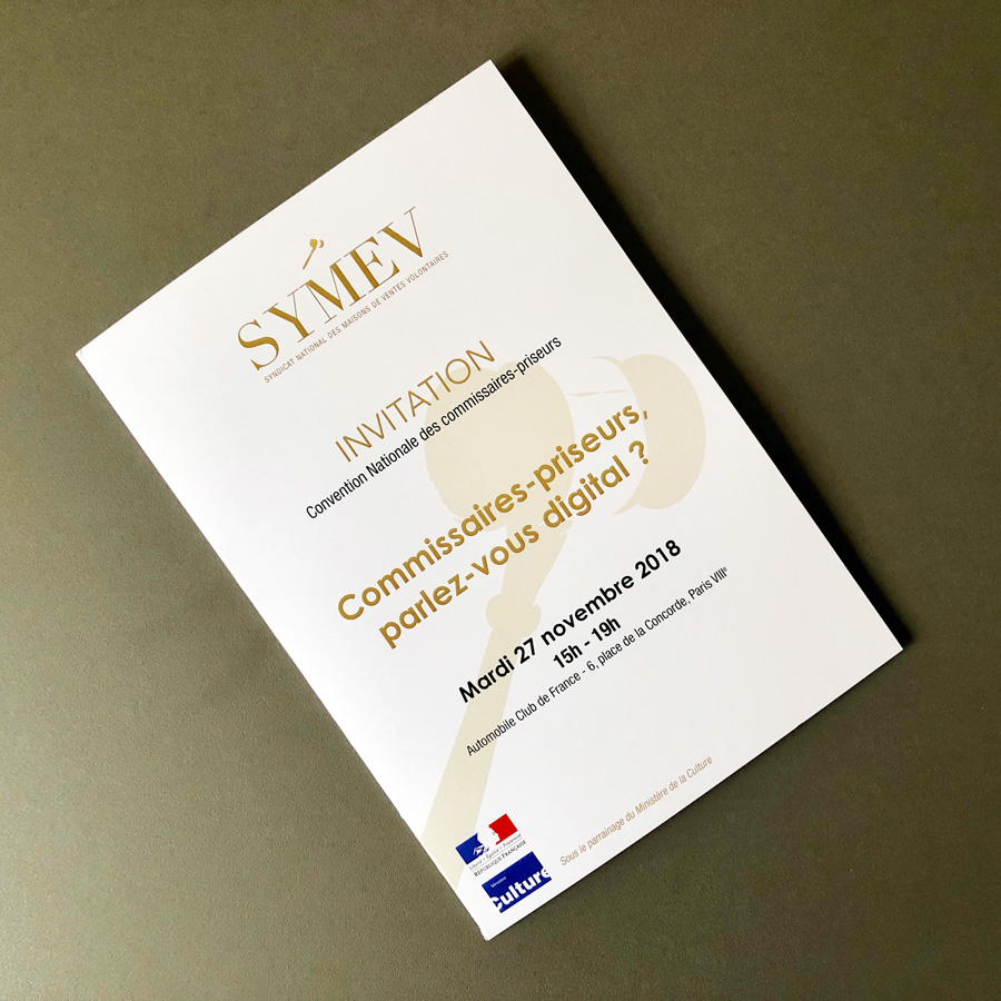 Convention nationale du SYMEV - nov. 2018