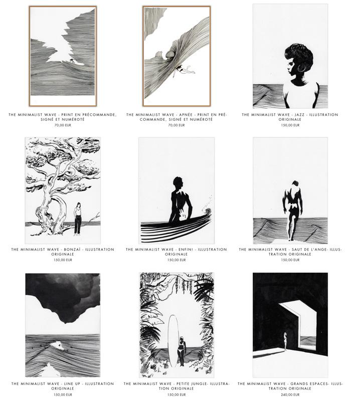Exposition The Minimalist Wave