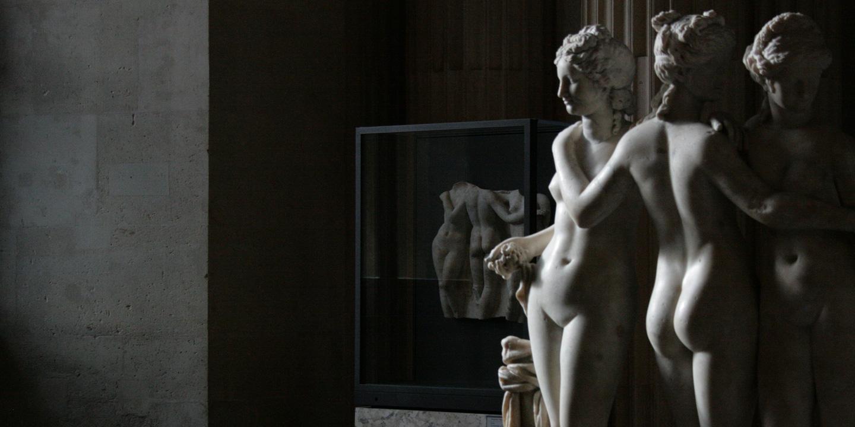 Trois Graces - Louvre