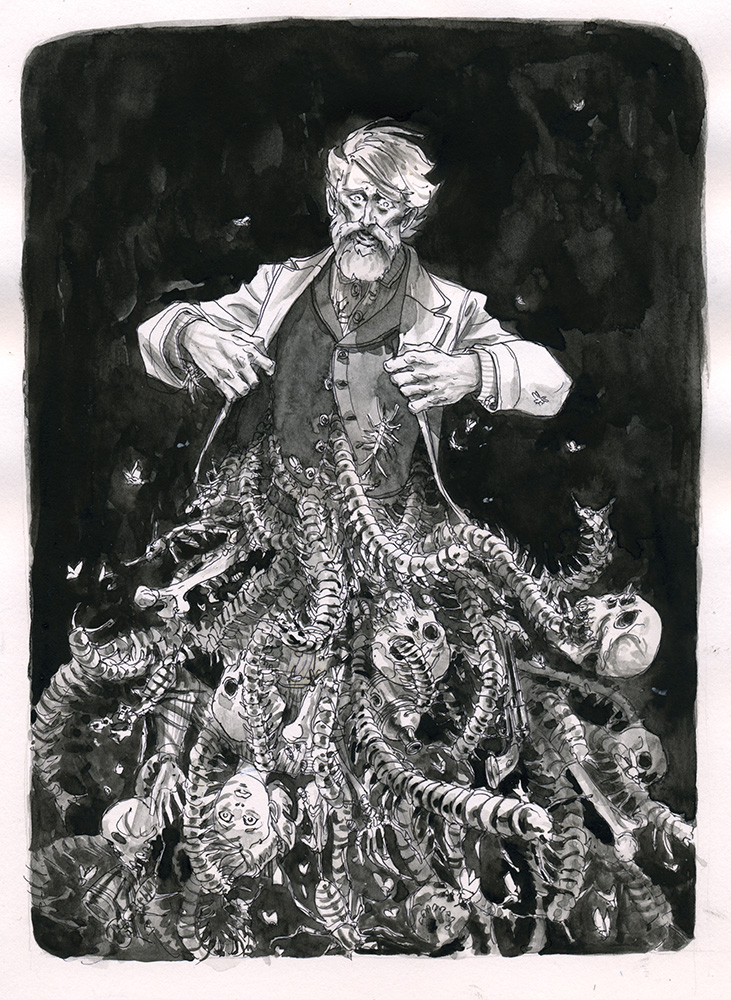 Virginia - Benoît Blary - illustration