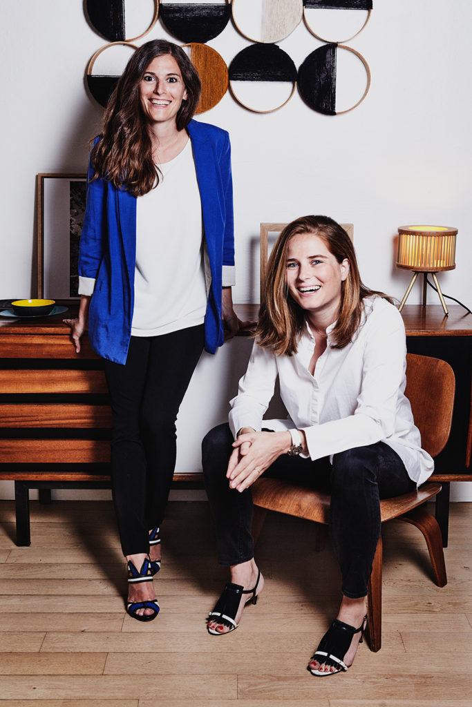 Wilo&Grove - Fanny Saulay et Olivia de Fayet